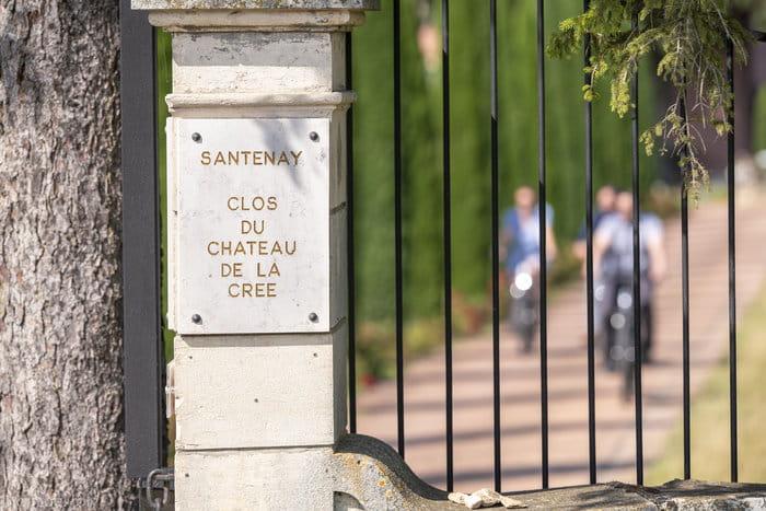 En selle pour les Terroirs de Santenay